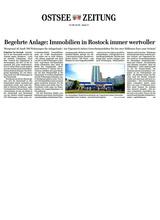 Download PDF: Begehrte Lage: Immobilien in Rostock immer wertvoller – Wertgrund AG kauft 300 Wohnungen für Anlagefonds…