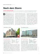 Download PDF: Nach dem Sturm – Offene Immobilienfonds haben in den vergangenen Jahren eine tiefgreifende Marktbereinigung erlebt