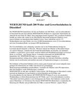 Download PDF: WERTGRUND kauft 200 Wohn- und Gewerbeeinheiten in Düsseldorf