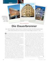 Download PDF: Die Dauerbrenner: Offene Immobilienfonds // Der Durchstarter: WERTGRUND WohnSelect D