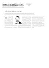 Download PDF: Schwarz-grüne Zeiten