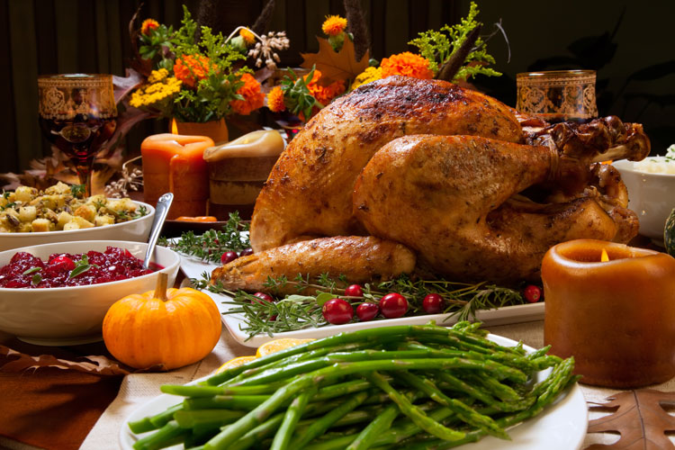 Thanksgiving – ohne Truthahn geht gar nichts!