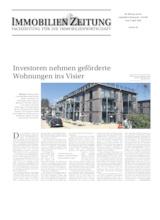 Download PDF: Investoren nehmen geförderte Wohnungen ins Visier