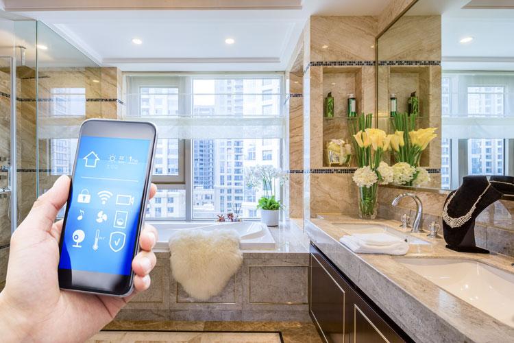 Das intelligente Badezimmer: Mit smarten Gadgets zur Wohlfühloase