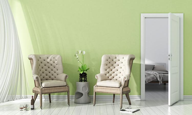 Farbtipps: Kleine Räume groß rausbringen