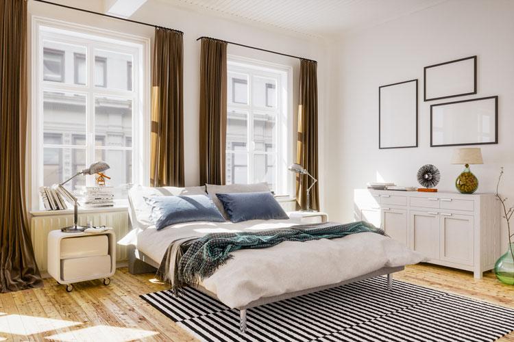 Farb- und Einrichtungstipps für hohe Räume