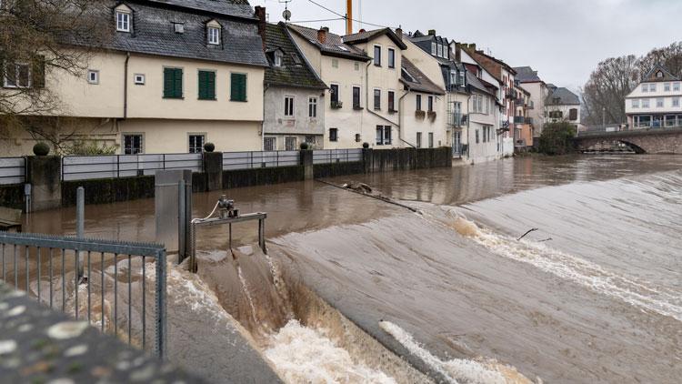 Hochwasser: So können Sie sich schützen