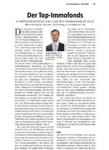 Download PDF: Der Top-Immofonds: Der WERTGRUND WohnSelect ist der einzige Offene Immobilienfonds, der sich auf Wohnimmobilien fokussiert. Damit hängt er die Konkurrenz ab