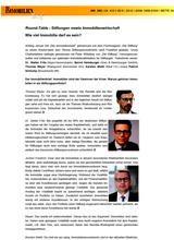 Download PDF: Wie viel Immobilie darf es sein? Round-Table – Stiftungen meets Immobilienwirtschaft