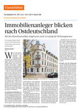 Download PDF: Immobilienanleger blicken nach Ostdeutschland