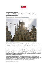 Download PDF: In diesen Städten ist eine Immobilie noch ein gutes Investment