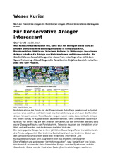 Download PDF: Für konservative Anleger interessant