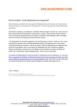 Download PDF: Wohnimmobilien: Ist die Mietpreisbremse eingepreist?