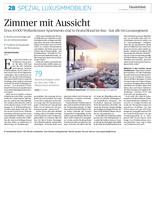 Download PDF: Zimmer mit Aussicht / Etwa 10 000 Wolkenkratzer-Apartments sind in Deutschland im Bau – fast alle im Luxussegment.