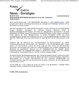 Download PDF: Scope bewertet WERTGRUND WohnSelect D mit aa- AIF – Fondsnews Scope Analysis